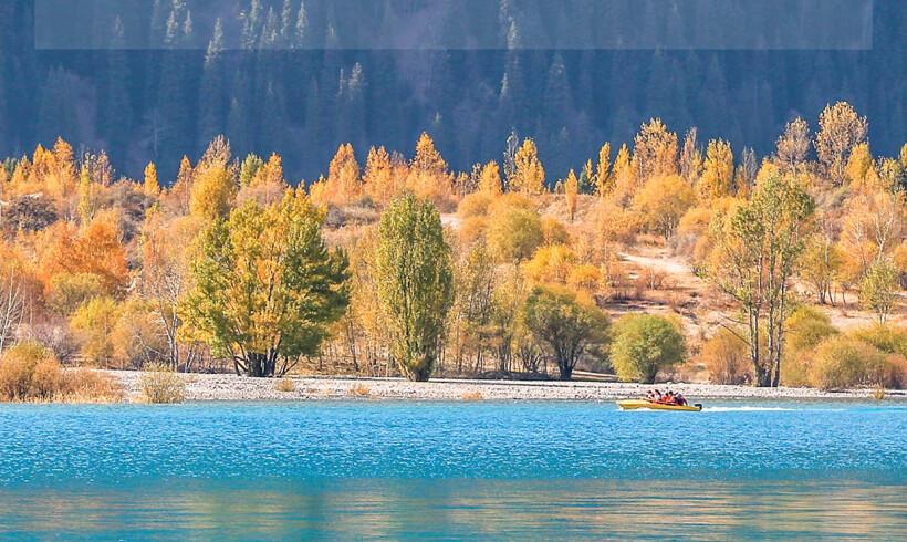 Результаты мониторинга национальных парков Алматинской области в 2019 году. Часть 1