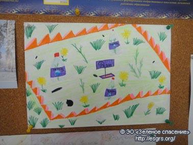 Рисунок Бахтиаровой Дианы