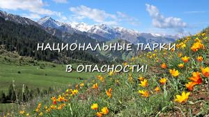 Национальные парки в опасности (смотреть видеофильм)