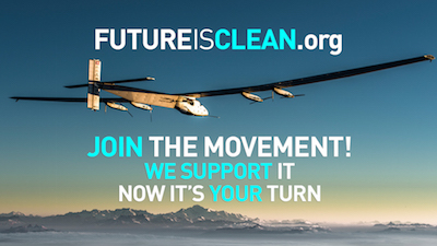 Международная кампания за чистое будущее Future is Clean