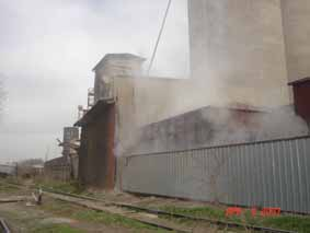 Если нет воздуха, дышите цементной пылью!