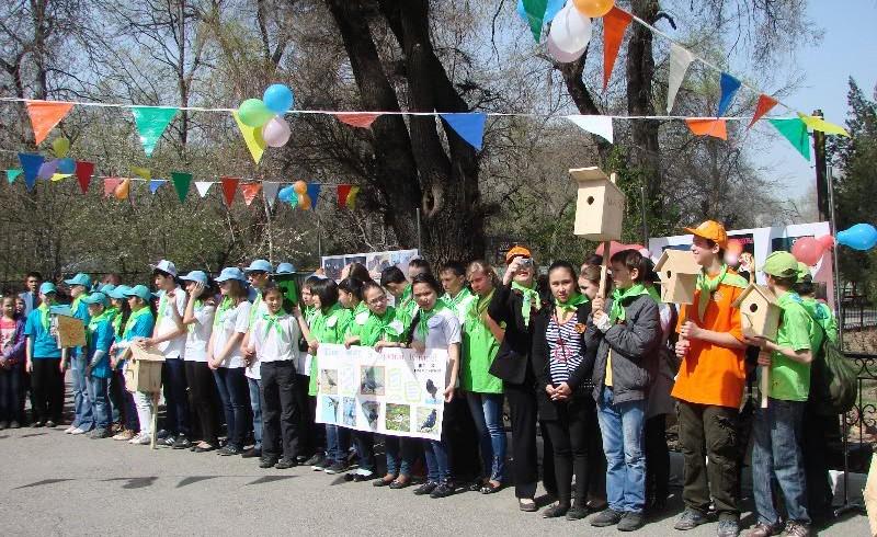 Праздник, посвященный Международному дню птиц