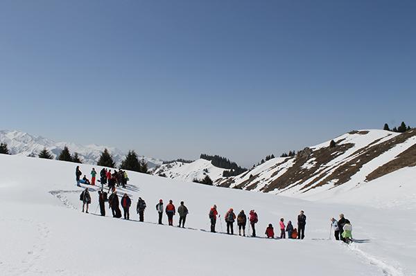 Что такое 500 километров лыжных трасс на Кок-Жайляу? Наша справка.