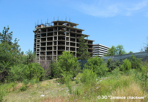 Touristic unpleasantness of Almaty