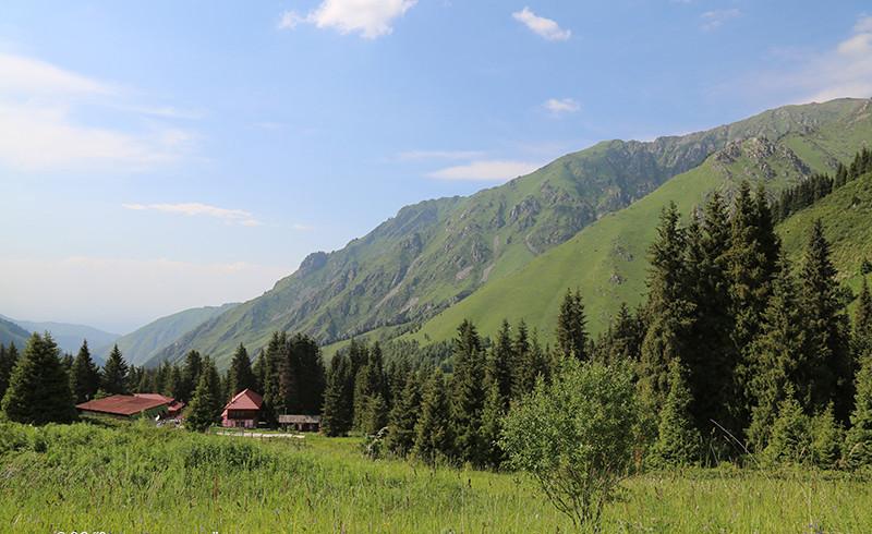 Иле-Алатауский государственный национальный природный парк