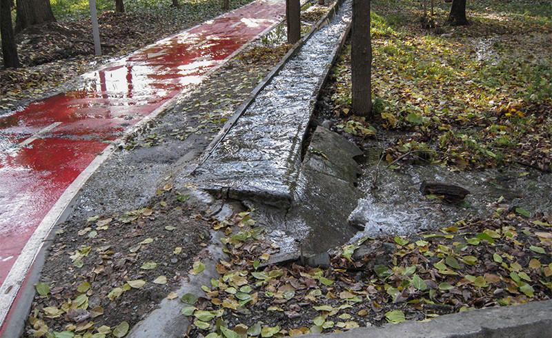 Кто же ответит за уничтожение Центрального парка отдыха в Алматы?