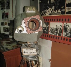 Шумоизоляционный блок для камеры «Конвас»