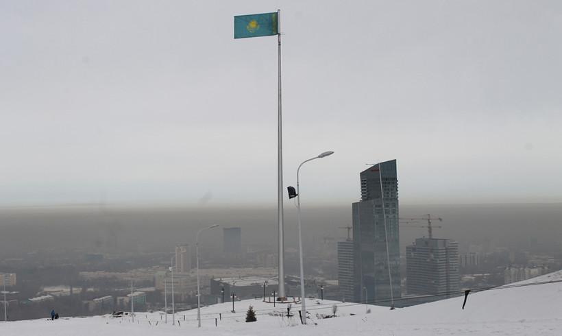 Алматинцы призывают акима заняться решением главной экологической проблемы города