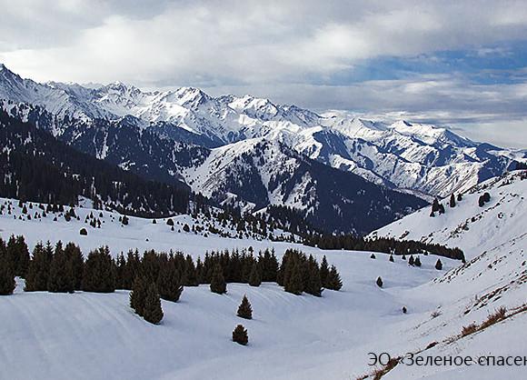 """Eight Billion Tenge Are Already Spent on the """"Kokzhailau"""" Mountain Ski Resort Project*"""