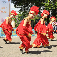 Городской фестиваль «Көктем көркі — қызғалдақ»