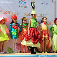 Конкурс костюмов «Тюльпан»