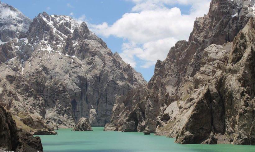 К сказочному озеру Кёль-Суу