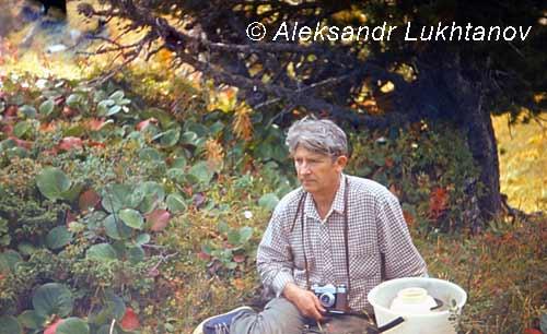 МЕДВЯНАЯ РОСА. Александр Лухтанов (Фрагменты из книги)