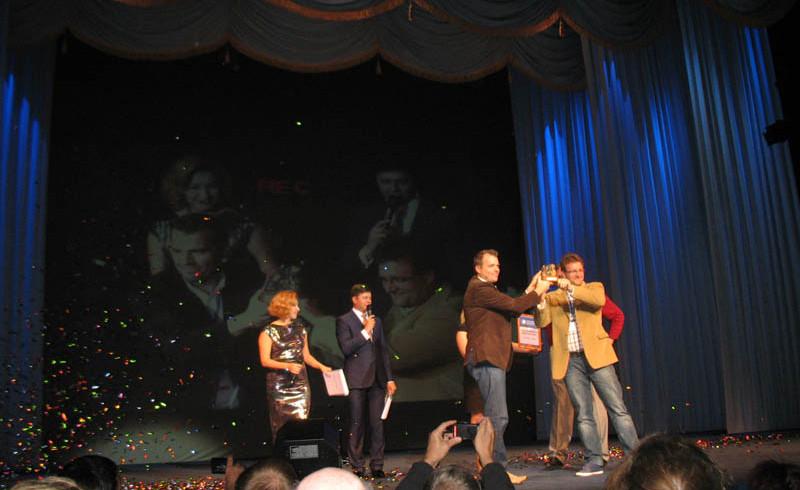 На ХII Байкальском международном кинофестивале научно-популярных и документальных фильмов «Человек и природа»