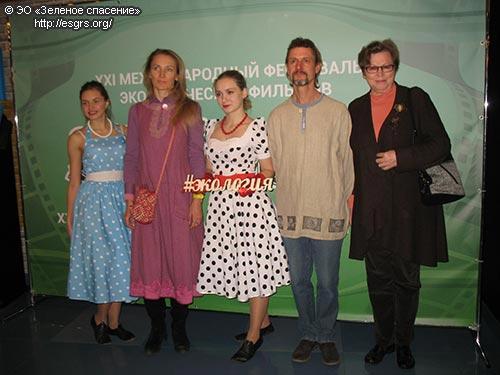 С участниками фестивальной программы