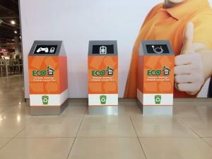 В Казахстане появились пункты приема электронных отходов!