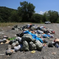 Ещё одна свалка в горах ликвидирована по обращению общественности
