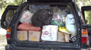 кадр из видео Как мы сортируем мусор_©ECoala