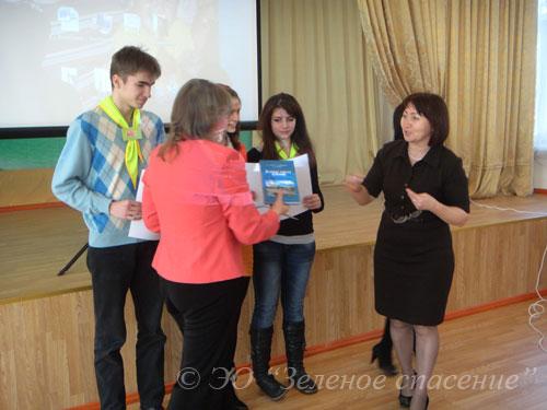 Городской конкурс видеосюжетов «Экология города глазами детей»