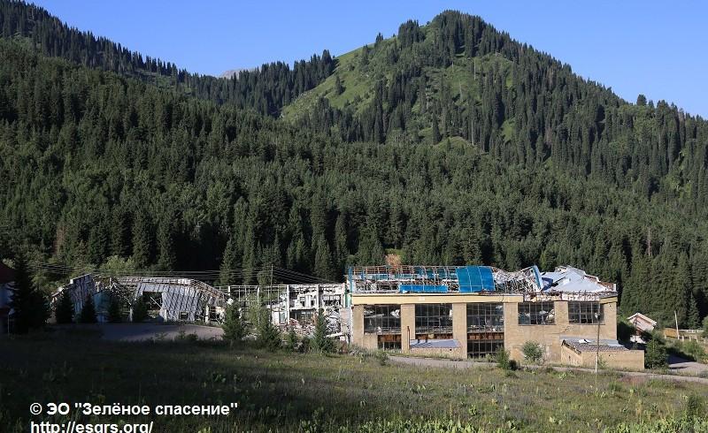 Поможет ли суд ликвидировать руины в Бутаковском ущелье?