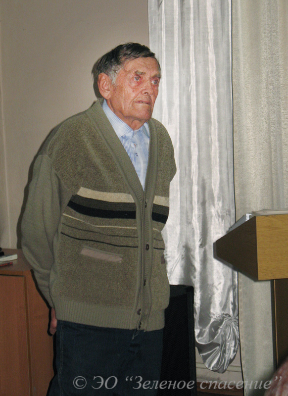 А.Н. Марьяшев.