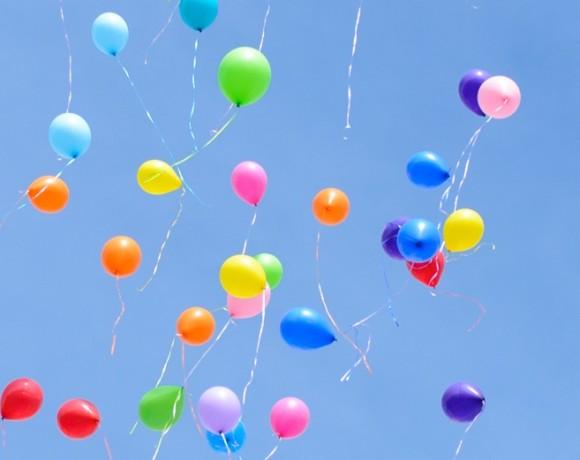 Небо Алматы без воздушных шаров!