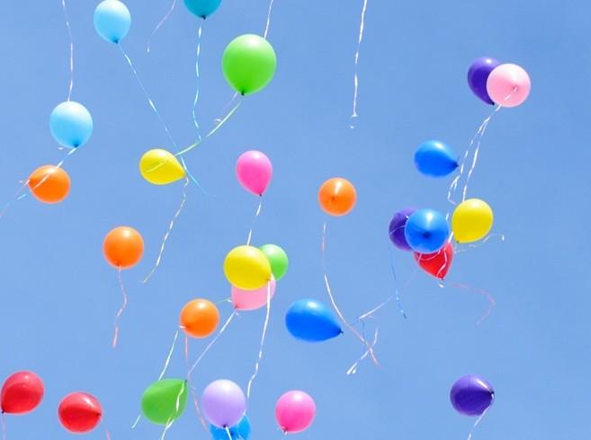 Небо Казахстана без воздушных шаров!