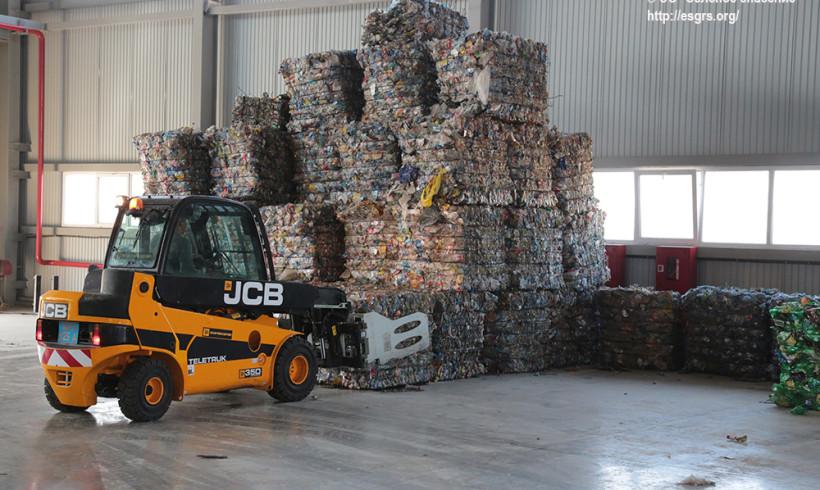 В Алматы открылся мусоросортировочный комплекс