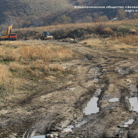Городище Талгар – абсурд продолжается