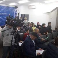 Тезисы ЭО «Зеленого спасения» к пресс-конференции