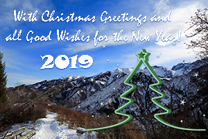 With Christmas Greetings and all Good Wishes for the New Year!