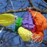 Что происходит с воздушным шаром после того, как он исчезает из поля зрения?