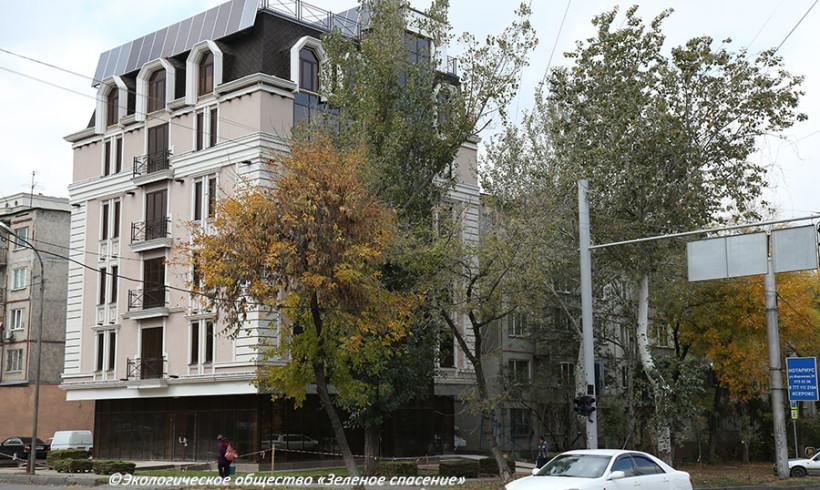 Лучший экоофис в Алматы и Казахстане