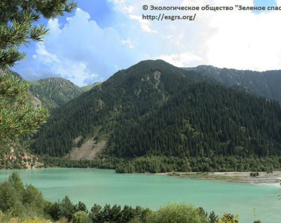 Тайна озера Иссык, или Детектив под названием «Кому принадлежит озеро?»