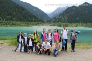 Поход в Иссыкское ущелье в Иле-Алатауском природном парке