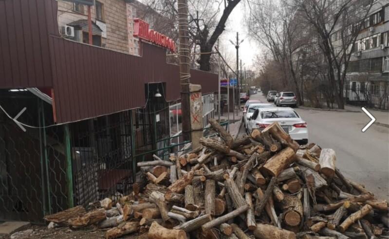 Куда «уходит» древесина?