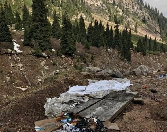 Как администрация национального парка борется со свалками
